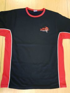 embroidered t shirt